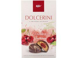 Kaefer Dolcerini Kirschlikoer Fruchtcreme