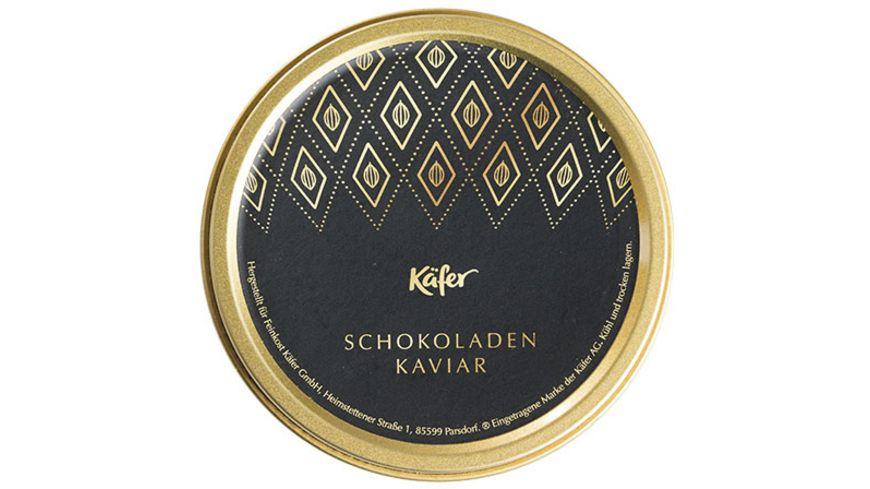 Käfer Schokoladen Kaviar