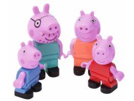 BIG Bloxx Peppa Pig Peppa s Family