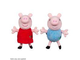 BOTI Peppa Pig Eco Pluesch Cdu 1 Stueck sortiert