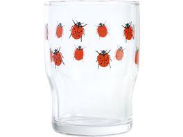 Kaefer Wasserglas Streumuster