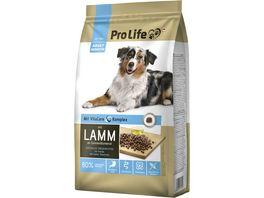 Pro Life Hund Trockenfutter mit Lamm an Sonneblumenoel