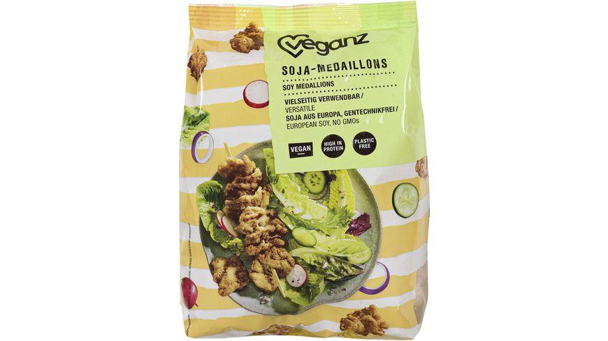Veganz Soja-Medaillons