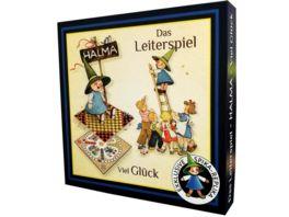SPIKA Halma Viel Glueck und Leiterspiel 190087