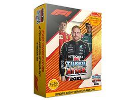 Topps Turbo Attax Trading Card Game 2021 Mini Dose