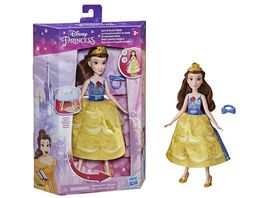 Hasbro Disney Prinzessin Zauberkleid Belle