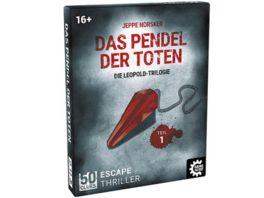 Game Factory 50 Clues Das Pendel der Toten
