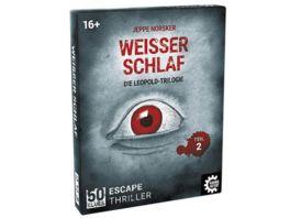 Game Factory 50 Clues Weisser Schlaf
