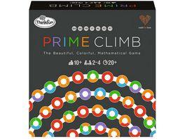 ThinkFun Prime Climb Das farbenfrohe Mathespiel fuer Jungen und Maedchen ab 10 Jahren auch fuer Erwachsene Spielerisches Mathematiktraining fuer das Gehirn
