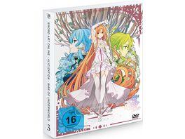 Sword Art Online Alicization War of Underworld Staffel 3 Vol 3 2 DVDs