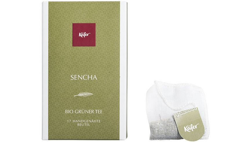 Käfer Bio Sencha Tee