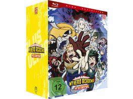My Hero Academia 4 Staffel Blu ray Vol 1 Sammelschuber Limited Edition