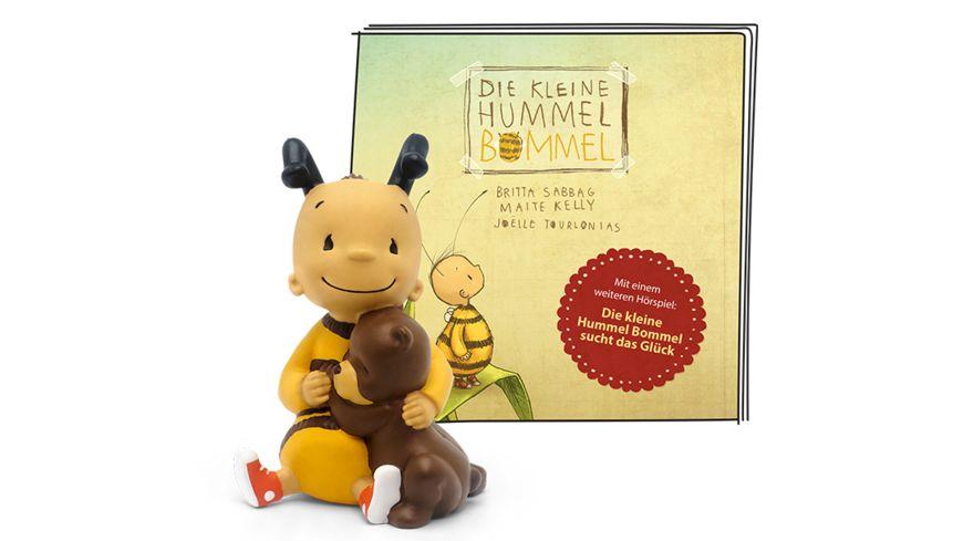 tonies - Hörfigur für die Toniebox: Die kleine Hummel Bommel: Die kleine Hummel Bommel / Die kleine Hummel Bommel sucht das Glück