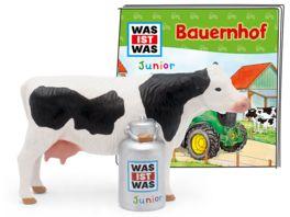 tonies Hoerfigur fuer die Toniebox Wieso Weshalb Warum Junior Der Bauernhof
