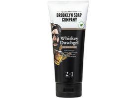 BROOKLYN SOAP COMPANY Duschgel Whiskey