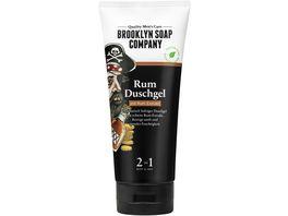 BROOKLYN SOAP COMPANY Duschgel Rum