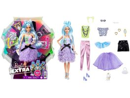 Barbie Extra Deluxe Puppe