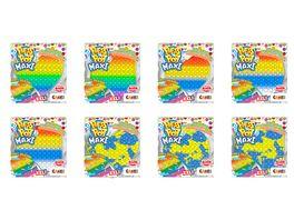 CRAZE PRESS N POP Maxi sortiert