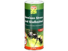 degro Ameisen Streu und Giessmittel