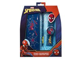 Undercover Spiderman Fancy Schreibset 5 teilig