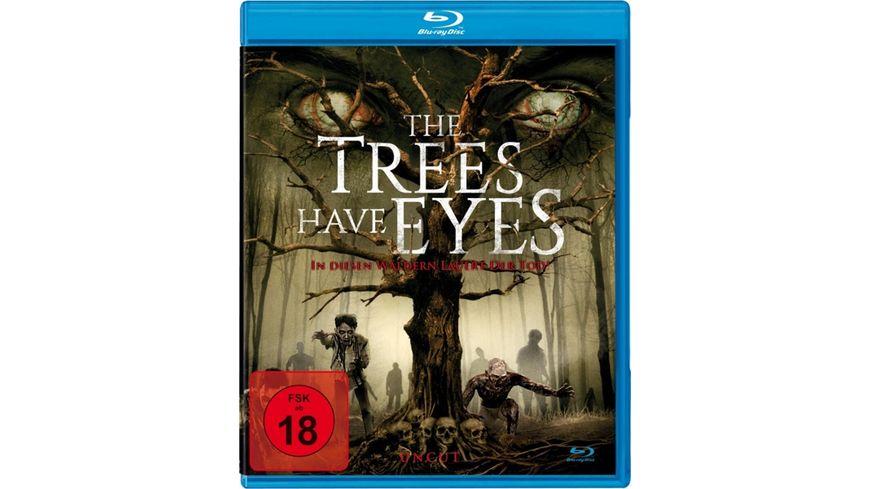 The Trees have Eyes - In diesen Wäldern lauert der Tod (uncut)