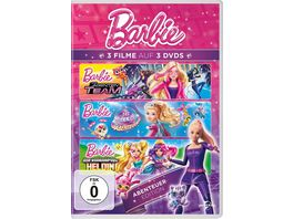 Barbie Abenteuer Edition 3 DVDs