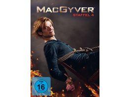 MacGyver Staffel 4 Reboot 3 DVDs