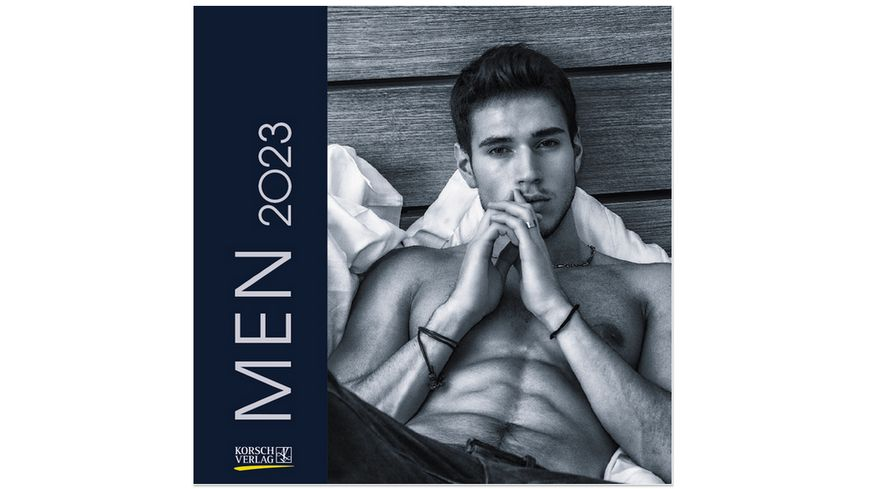 Bildwandkalender Men 2022 30x30cm