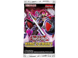 Yu Gi Oh Sammelkartenspiel King s Court