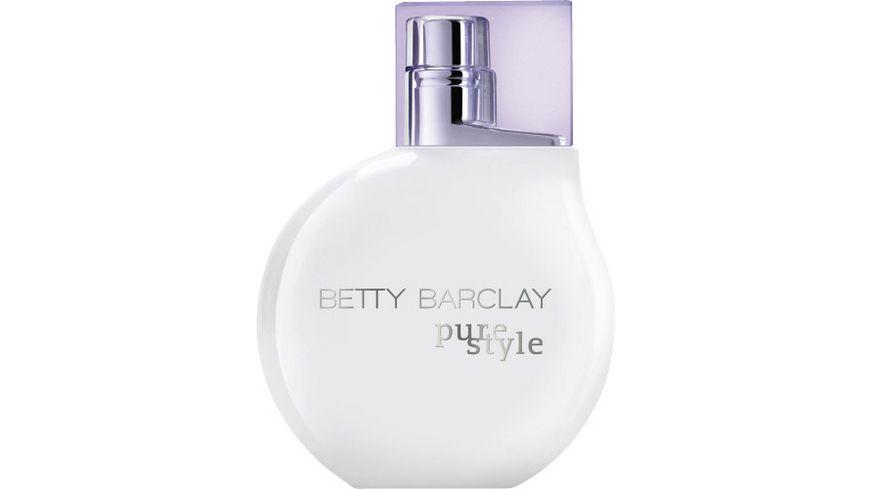 Betty Barclay Pure Style Eau de Parfum