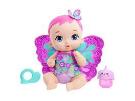My Garden Baby Schmetterlings Baby Puppe Violetter Schmetterling
