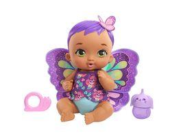 My Garden Baby Schmetterlings Baby Puppe Lila Schmetterling