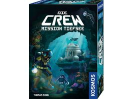 KOSMOS Die Crew Mission Tiefsee