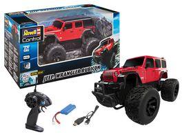 Revell Control RC Car Jeep Rubicon