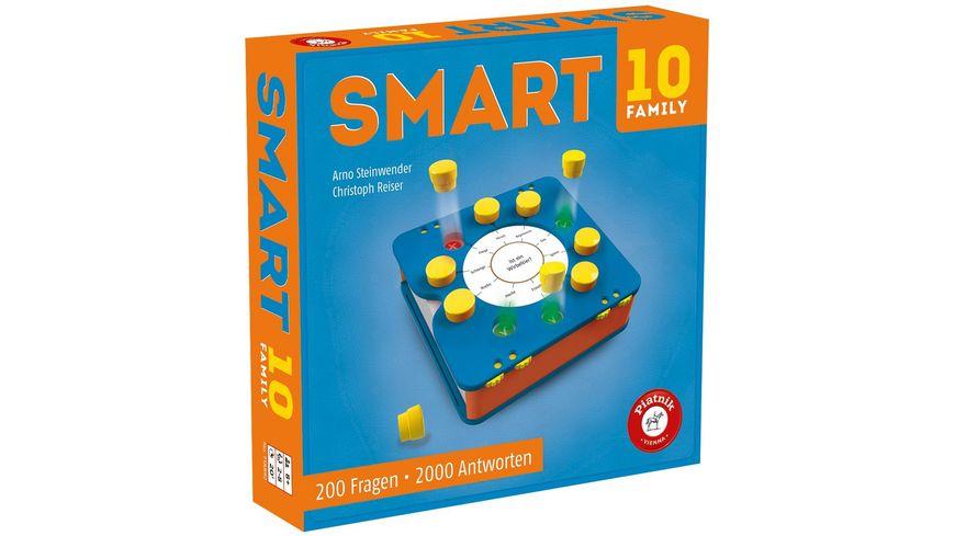 Piatnik - Smart 10 Family 7188