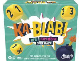 Hasbro KABLAB