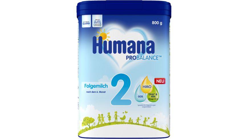 Humana PROBALANCE Folgemilch 2