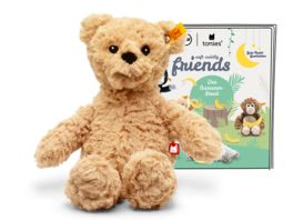 tonies Hoerfigur fuer die Toniebox Soft Cuddly Friends mit Hoerspiel Jimmy Baer