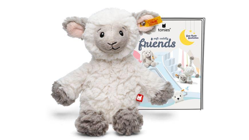 tonies - Hörfigur für die Toniebox: Soft Cuddly Friends mit Hörspiel: Lita Lamm