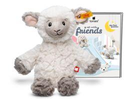 tonies Hoerfigur fuer die Toniebox Soft Cuddly Friends mit Hoerspiel Lita Lamm
