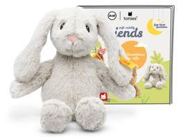 tonies Hoerfigur fuer die Toniebox Soft Cuddly Friends mit Hoerspiel Hoppie Hase