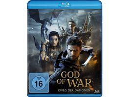 God of War Krieg der Daemonen