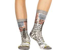 wigglesteps Damen Socken NYC