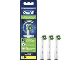 Oral B Aufsteckbuersten CrossAction CleanMaximizer
