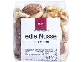 Kaefer Edle Nuesse Selection