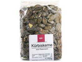 Kaefer Premium Kuerbiskerne aus Oesterreich