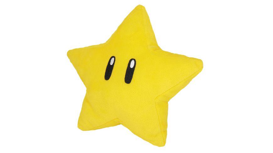 Nintendo Plüschfigur Super Stern