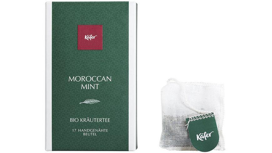 Käfer Moroccan Mint Kräutertee