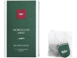 Kaefer Moroccan Mint Kraeutertee
