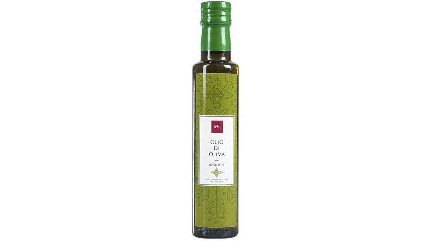 Käfer Olivenöl Extra Vergine Basilico